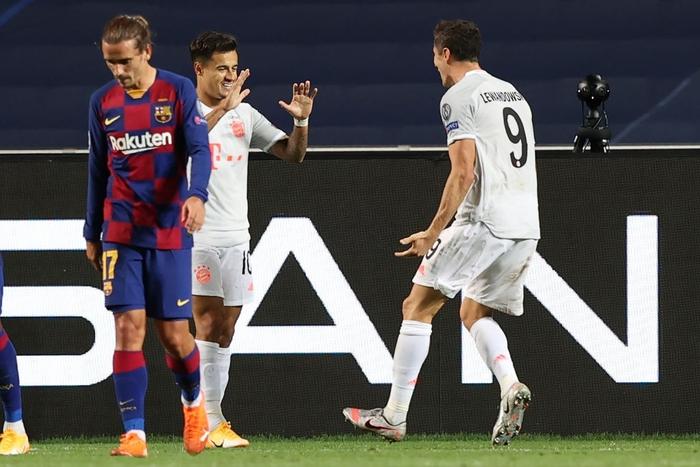 Barca 2-8 Bayern: Cơn ác mộng kinh hoàng của Messi và đồng đội - Ảnh 13.
