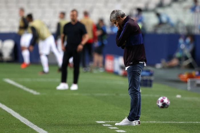 Barca 2-8 Bayern: Cơn ác mộng kinh hoàng của Messi và đồng đội - Ảnh 9.