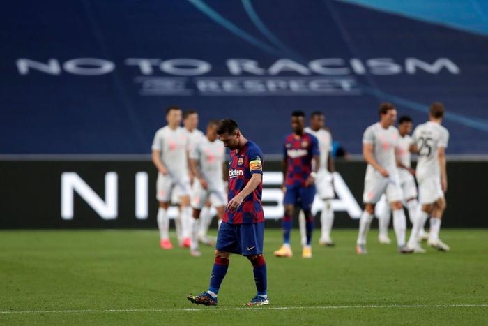 Barca 2-8 Bayern: Cơn ác mộng kinh hoàng của Messi và đồng đội - Ảnh 14.