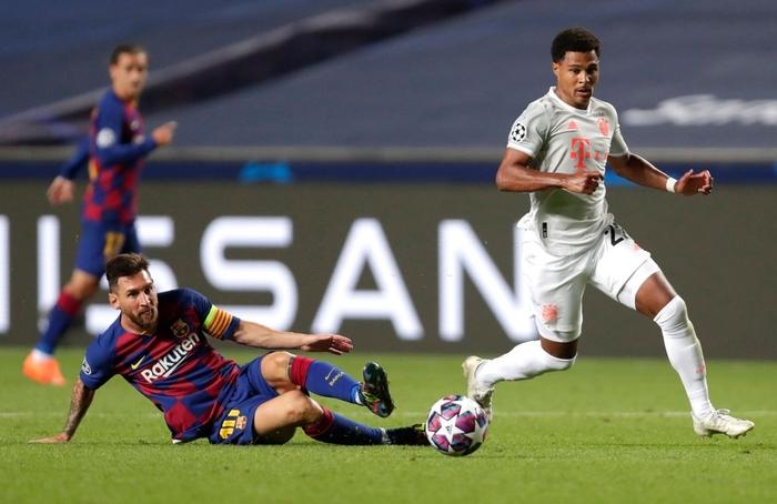 Barca 2-8 Bayern: Cơn ác mộng kinh hoàng của Messi và đồng đội - Ảnh 5.