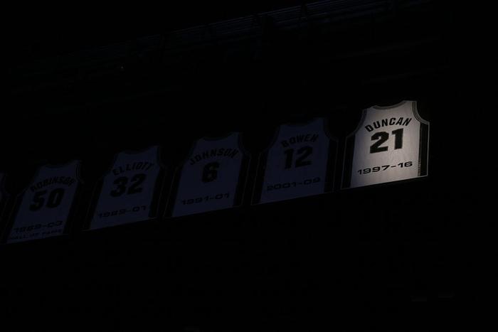 San Antonio Spurs: Một đế chế 22 năm đã vụt tắt, nhưng di sản của họ sẽ còn mãi với thời gian - Ảnh 13.