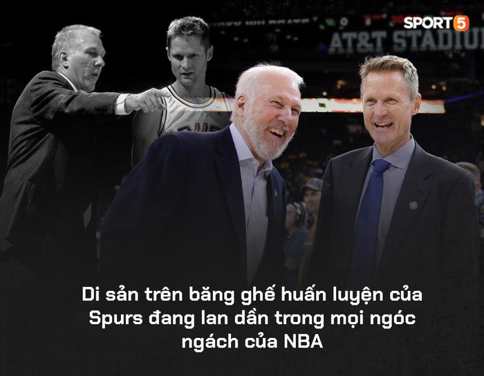 San Antonio Spurs: Một đế chế 22 năm đã vụt tắt, nhưng di sản của họ sẽ còn mãi với thời gian - Ảnh 16.