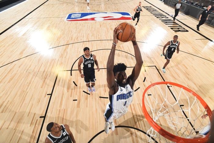 """Điểm mặt những chấn thương đáng tiếc nhất sau 1 tuần NBA tái khởi động: Một số ngôi sao đã phải từ bỏ """"cuộc chơi"""" - Ảnh 7."""