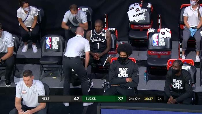 """Điểm mặt những chấn thương đáng tiếc nhất sau 1 tuần NBA tái khởi động: Một số ngôi sao đã phải từ bỏ """"cuộc chơi"""" - Ảnh 2."""