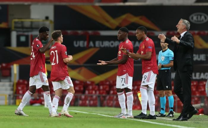 Người ngoài hành lang Lingardinho lại tỏa sáng, MU vào tứ kết cúp châu Âu với chiến thắng 7-1 - ảnh 6