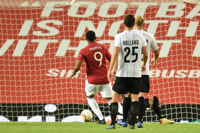 Người ngoài hành lang Lingardinho lại tỏa sáng, MU vào tứ kết cúp châu Âu với chiến thắng 7-1 - ảnh 7