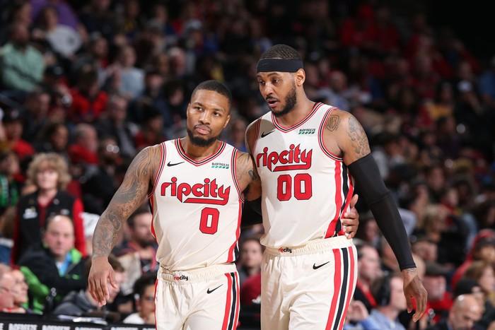 Ngôi sao Portland Trail Blazers hé lộ họ có thể đánh bại Golden State Warriors vào năm ngoái, nếu có một nhân tố quan trọng trong đội hình - Ảnh 1.