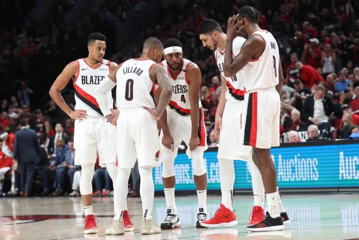 Ngôi sao Portland Trail Blazers hé lộ họ có thể đánh bại Golden State Warriors vào năm ngoái, nếu có một nhân tố quan trọng trong đội hình - Ảnh 2.
