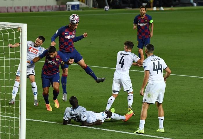 Messi tỏa sáng với khoảnh khắc thiên tài, giúp Barca tiến bước vào vòng tứ kết Champions League - ảnh 3