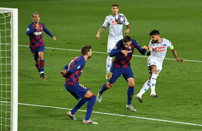 Messi tỏa sáng với khoảnh khắc thiên tài, giúp Barca tiến bước vào vòng tứ kết Champions League - Ảnh 8.