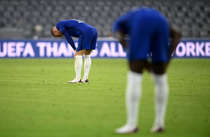 Chelsea lập kỷ lục đáng quên nhất trong lịch sử ở đấu trường Champions League - Ảnh 3.