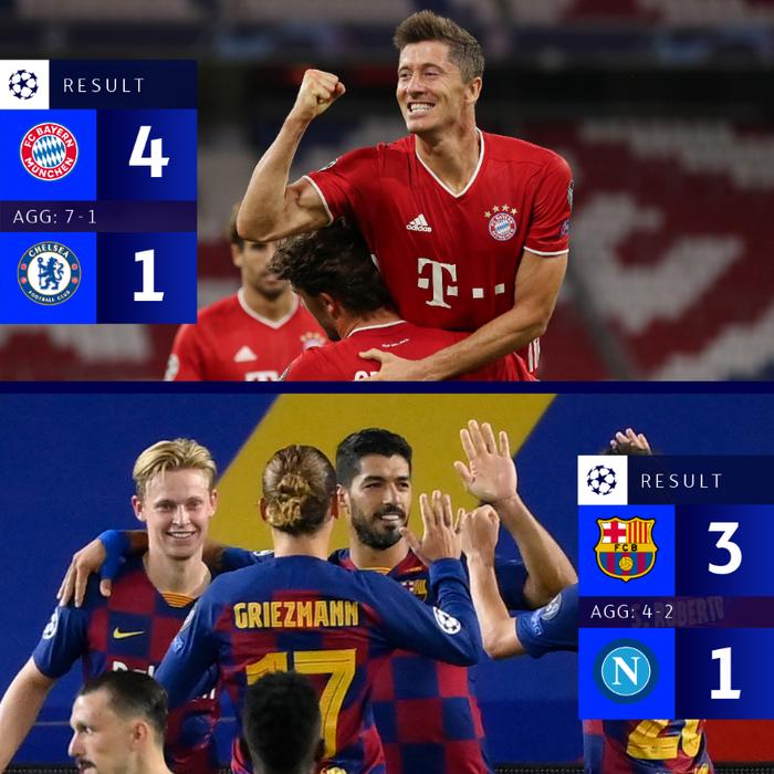 Messi tỏa sáng với khoảnh khắc thiên tài, giúp Barca tiến bước vào vòng tứ kết Champions League - Ảnh 11.