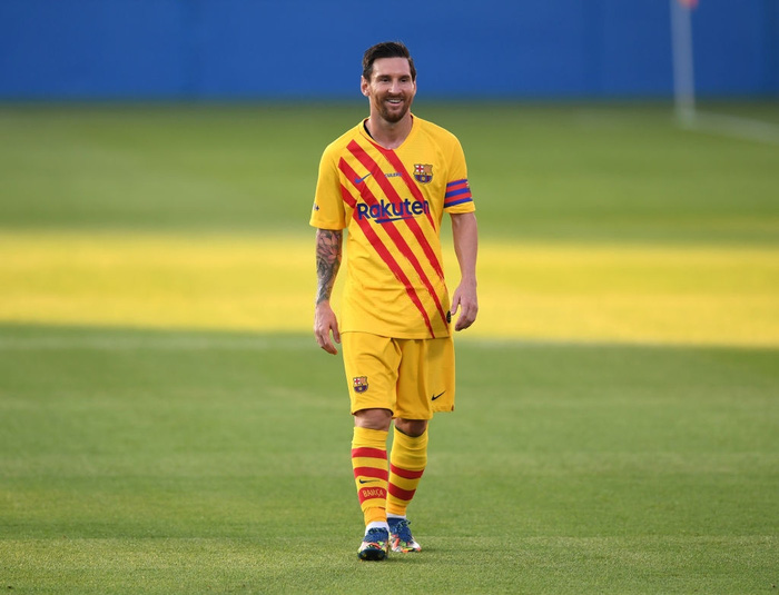 Messi mờ nhạt ở trận đầu tiên dưới thời tân HLV Koeman, nhưng 3 bom xịt của Barca đều lập công - ảnh 3
