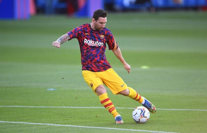 Messi mờ nhạt ở trận đầu tiên dưới thời tân HLV Koeman, nhưng 3 bom xịt của Barca đều lập công - ảnh 2