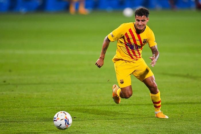 Messi mờ nhạt ở trận đầu tiên dưới thời tân HLV Koeman, nhưng 3 bom xịt của Barca đều lập công - ảnh 7