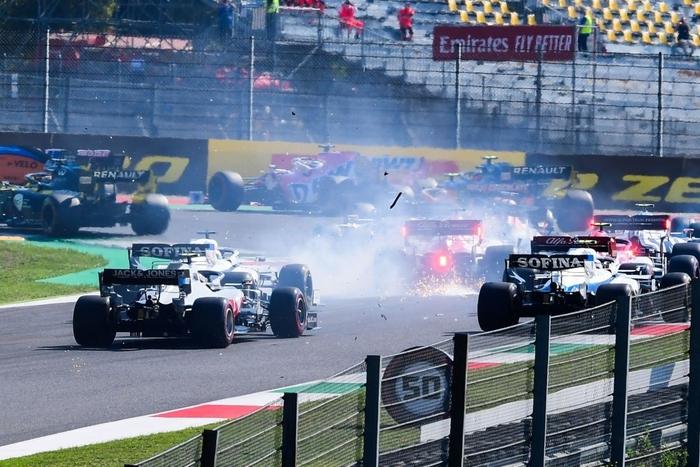 Tay đua Thái Lan tạo nên cột mốc lịch sử trên đường đua F1 - ảnh 6
