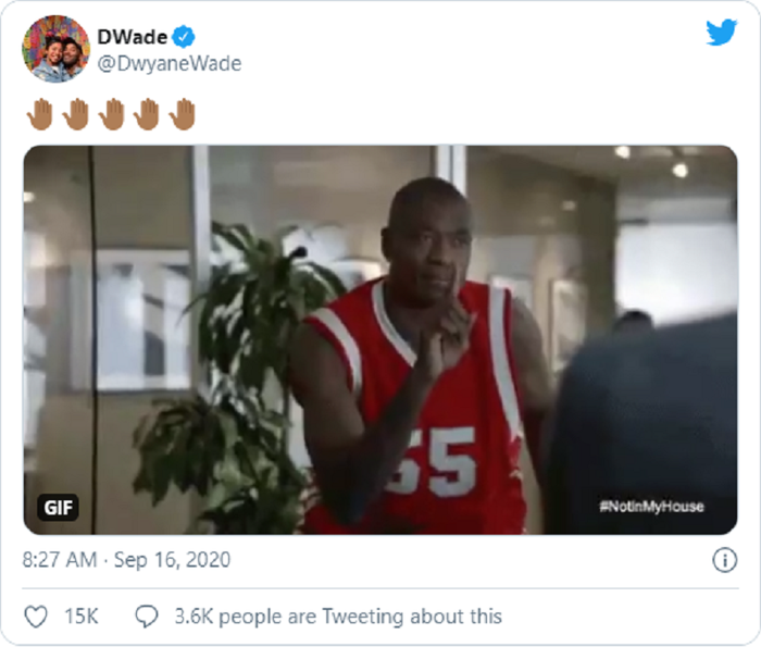 """Tổng hợp các góc quay tình huống chặn bóng """"đỉnh nhất"""" loạt Playoffs NBA 2020 của Bam Adebayo - Ảnh 6."""