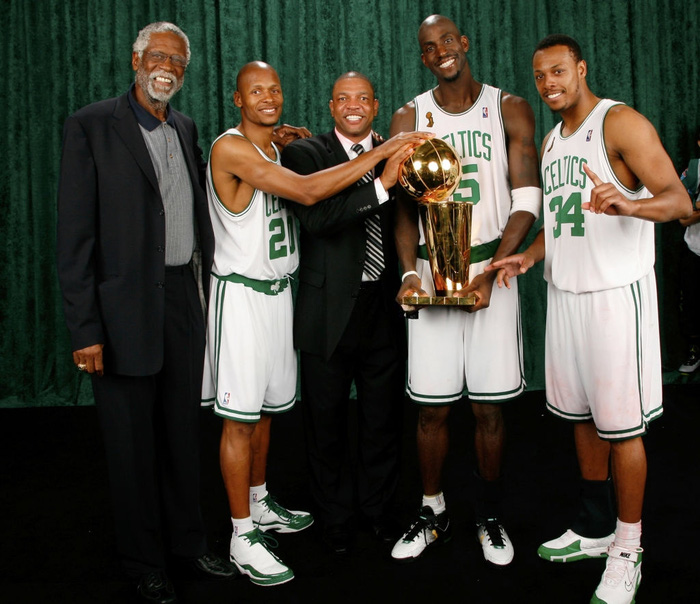 """Doc Rivers, huấn luyện viên """"siêu nhọ"""" với những lần bị """"lật kèo"""" đi vào lịch sử NBA Playoffs - Ảnh 5."""