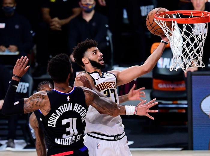 """Sao trẻ Denver Nuggets hé lộ bí quyết giữ phong độ """"khủng"""" ở NBA Playoffs 2020 - Ảnh 1."""