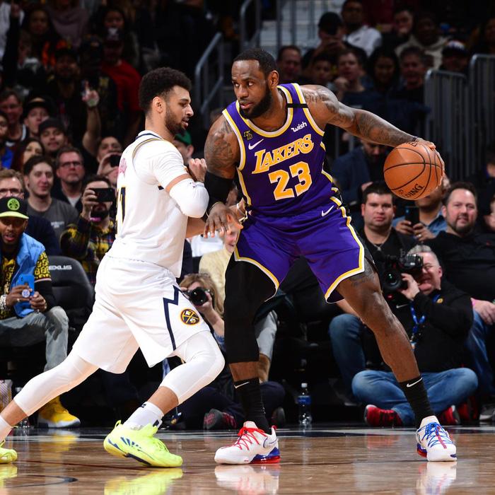 """Sao trẻ Denver Nuggets hé lộ bí quyết giữ phong độ """"khủng"""" ở NBA Playoffs 2020 - Ảnh 3."""