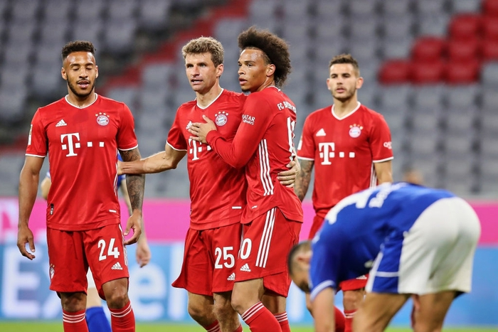 Nhà vô địch châu Âu tái hiện chiến thắng kinh hoàng 8 bàn trước Barcelona trong trận khai màn Bundesliga - Ảnh 2.