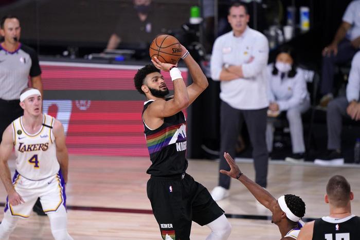 Sau cơn giông, Jamal Murray trở thành vì tinh tú trên bầu trời bóng rổ thế giới - Ảnh 4.