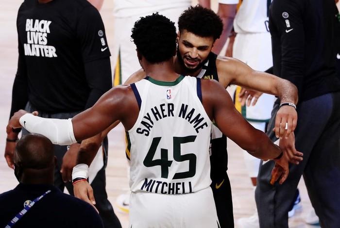 Sau cơn giông, Jamal Murray trở thành vì tinh tú trên bầu trời bóng rổ thế giới - Ảnh 2.