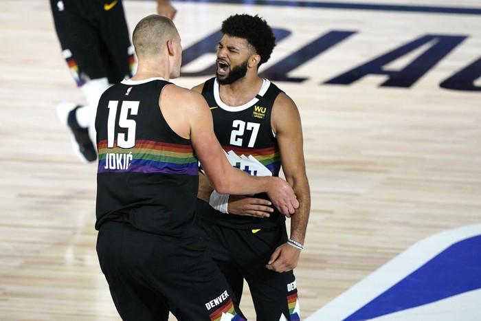 Sau cơn giông, Jamal Murray trở thành vì tinh tú trên bầu trời bóng rổ thế giới - Ảnh 7.