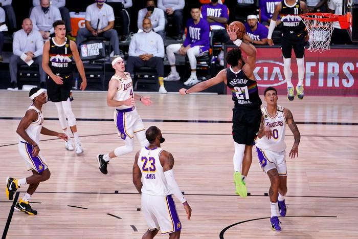 Sau cơn giông, Jamal Murray trở thành vì tinh tú trên bầu trời bóng rổ thế giới - Ảnh 3.