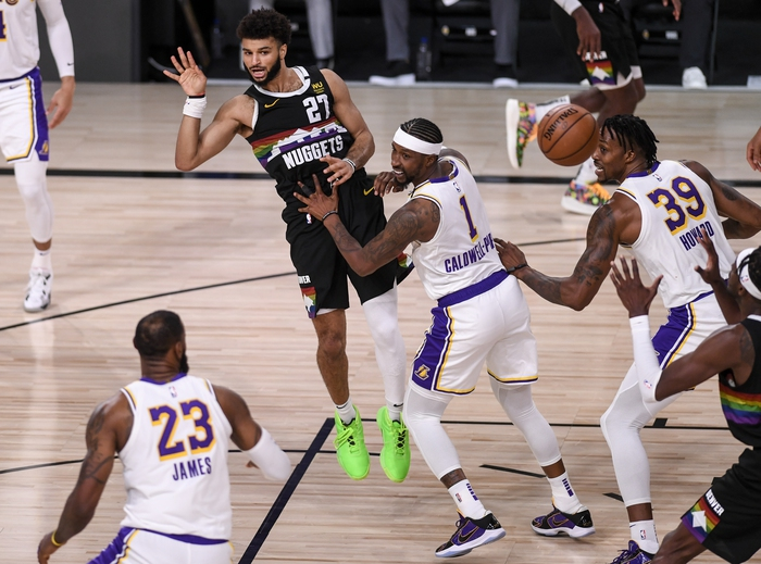 Sau cơn giông, Jamal Murray trở thành vì tinh tú trên bầu trời bóng rổ thế giới - Ảnh 5.