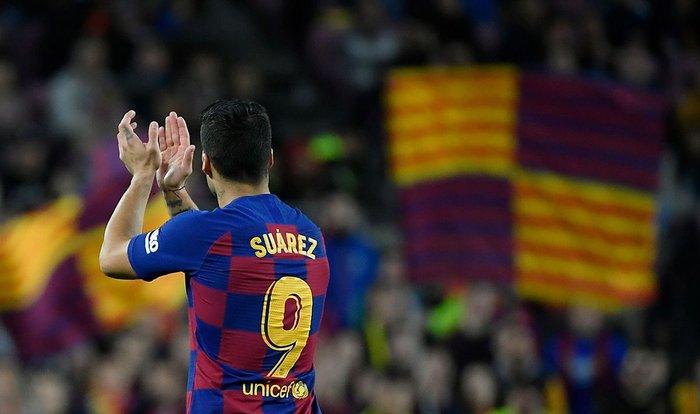 Cuộc tình Suarez-Barca: 6 năm bắt đầu và kết thúc bằng những giọt nước mắt - Ảnh 3.