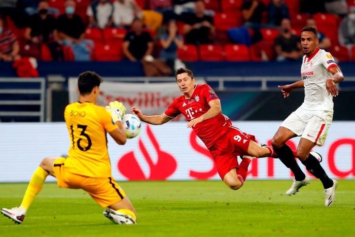 Bayern Munich giành Siêu cúp châu Âu nhờ bàn thắng vàng ở hiệp phụ - Ảnh 5.
