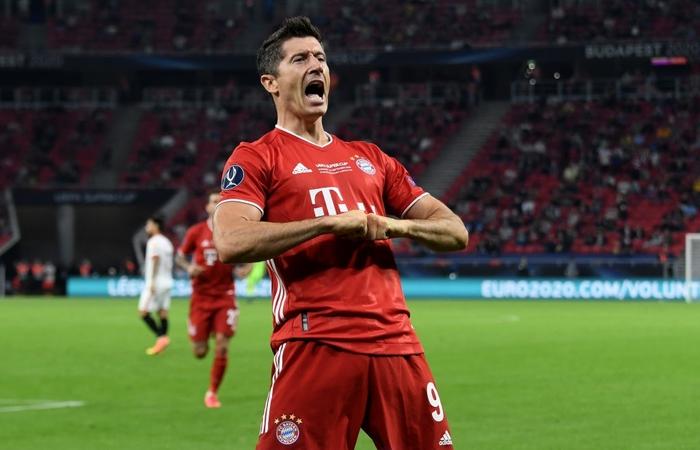 Bayern Munich giành Siêu cúp châu Âu nhờ bàn thắng vàng ở hiệp phụ - Ảnh 8.