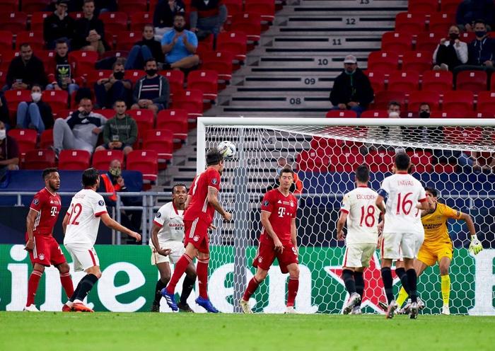 Bayern Munich giành Siêu cúp châu Âu nhờ bàn thắng vàng ở hiệp phụ - Ảnh 11.