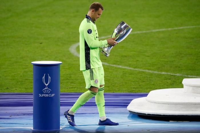 Bayern Munich giành Siêu cúp châu Âu nhờ bàn thắng vàng ở hiệp phụ - Ảnh 10.