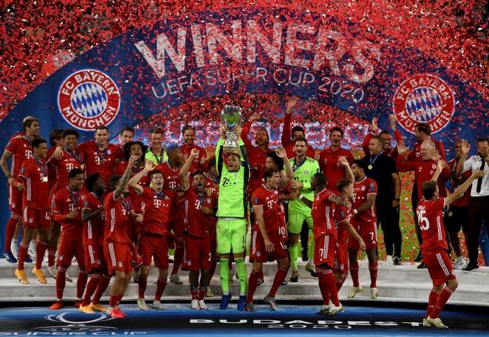 Bayern Munich giành Siêu cúp châu Âu nhờ bàn thắng vàng ở hiệp phụ - Ảnh 2.