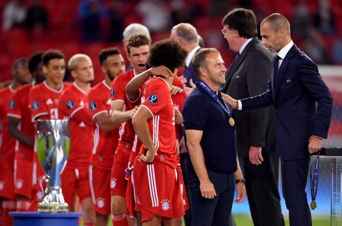 Bayern Munich giành Siêu cúp châu Âu nhờ bàn thắng vàng ở hiệp phụ - Ảnh 12.
