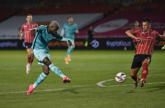 Đối thủ cũ của Công Phượng lập cú đúp giúp Liverpool đại thắng 7-2 ở cúp Liên đoàn Anh - Ảnh 7.