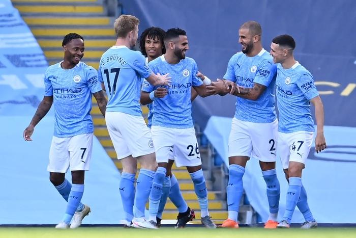 Cú sốc ở vòng 3 Ngoại hạng Anh: Ứng viên vô địch Man City thua thảm 2-5 ngay trên sân nhà - Ảnh 2.