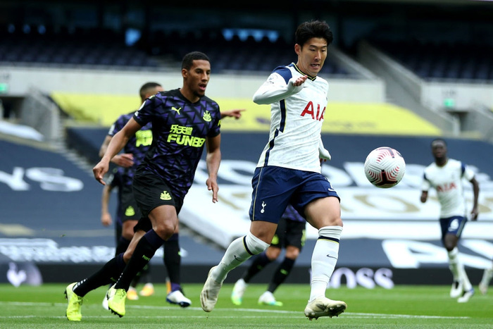 Son Heung-min chấn thương, Tottenham chia điểm đầy đau đớn trước đối thủ yếu hơn - Ảnh 2.