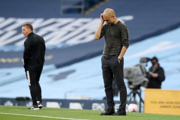 Cú sốc ở vòng 3 Ngoại hạng Anh: Ứng viên vô địch Man City thua thảm 2-5 ngay trên sân nhà - Ảnh 13.