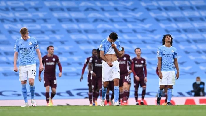 Cú sốc ở vòng 3 Ngoại hạng Anh: Ứng viên vô địch Man City thua thảm 2-5 ngay trên sân nhà - Ảnh 12.