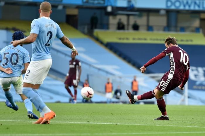 Cú sốc ở vòng 3 Ngoại hạng Anh: Ứng viên vô địch Man City thua thảm 2-5 ngay trên sân nhà - Ảnh 10.
