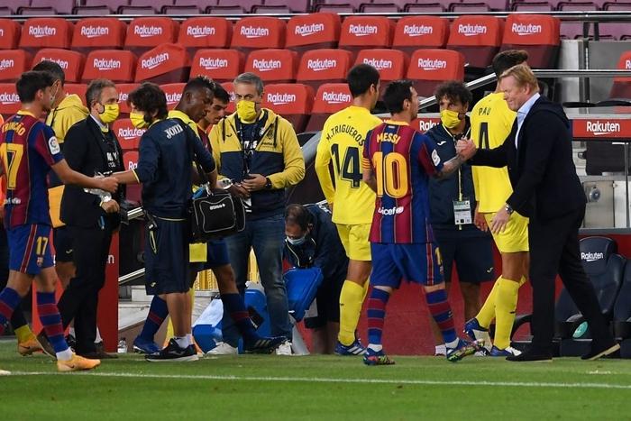 Messi ghi bàn, Barcelona thắng tưng bừng trận ra quân La Liga - ảnh 10