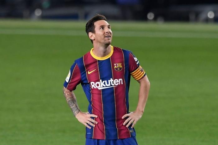 Messi ghi bàn, Barcelona thắng tưng bừng trận ra quân La Liga - ảnh 1