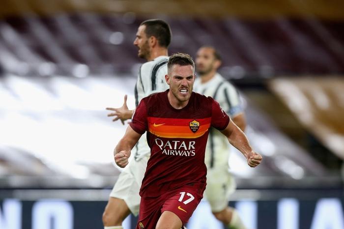 Ronaldo chói sáng với cú đúp bàn thắng cứu Juventus thoát thua ở thành Rome - ảnh 5