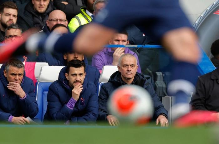 Mourinho cho tất cả ăn thịt lừa, Tottenham thắng kịch tính Chelsea để vào tứ kết cúp Liên đoàn Anh - ảnh 1