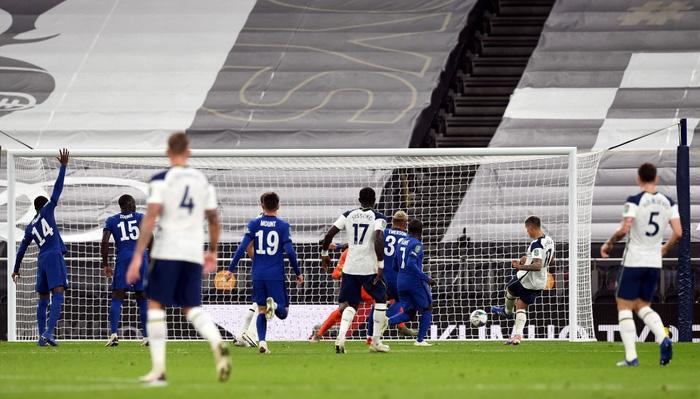 Mourinho cho tất cả ăn thịt lừa, Tottenham thắng kịch tính Chelsea để vào tứ kết cúp Liên đoàn Anh - ảnh 6