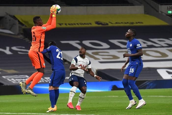 Mourinho cho tất cả ăn thịt lừa, Tottenham thắng kịch tính Chelsea để vào tứ kết cúp Liên đoàn Anh - ảnh 5