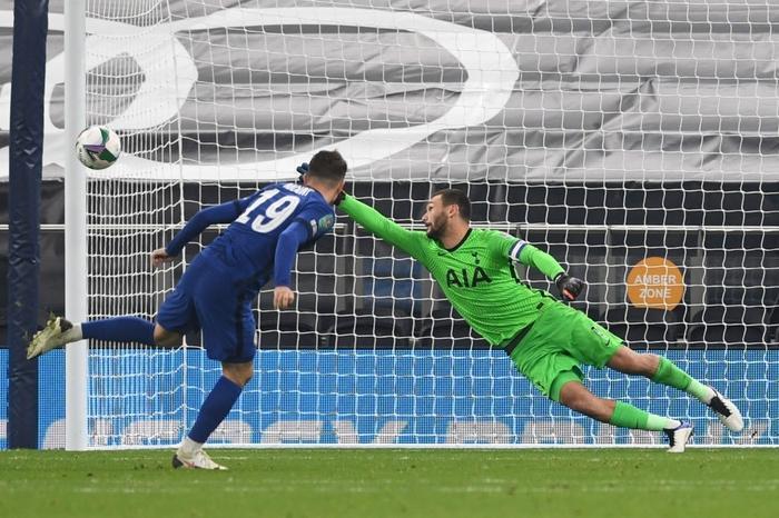 Mourinho cho tất cả ăn thịt lừa, Tottenham thắng kịch tính Chelsea để vào tứ kết cúp Liên đoàn Anh - ảnh 8